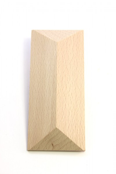 """Holzzierteil """"Dacherl"""" in Buche oder Kiefer, Art. 6027"""