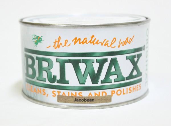 Briwax dunkelbraun 400g, Art.7302