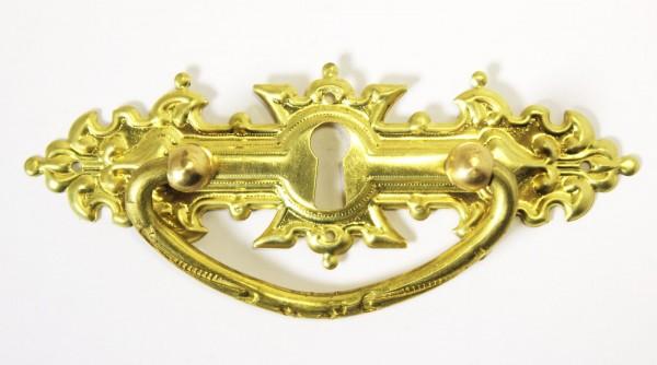 Beschlag in Messing oder Nickel, ca. 39*116mm, Art.1048