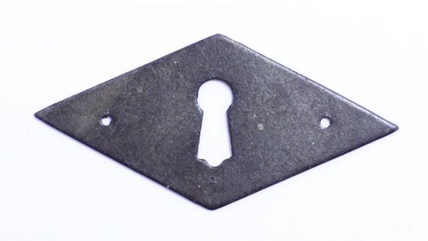 Biedermeier Beschlag Art. 1065 in Messing oder Eisen, ca. 72*35mm