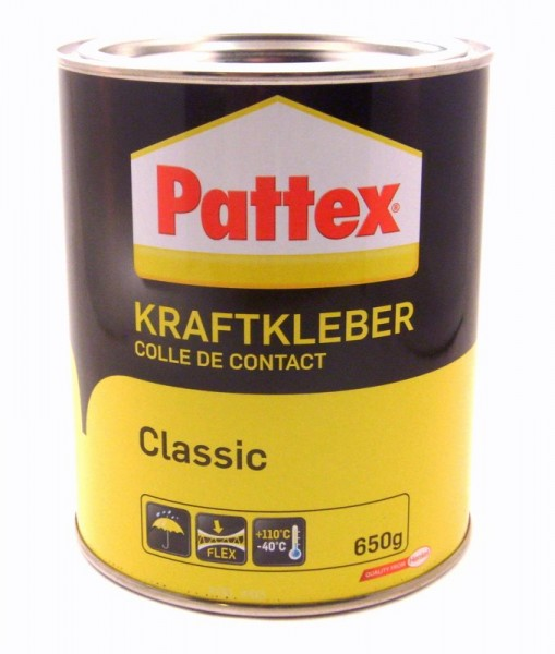 Pattex Classic, Kontaktkleber 650g, Art. 8109 Bestellartikel