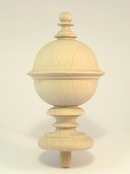 Holzzierteil Türmchen ca.115*65 mm Buche oder Kiefer Art. 65035