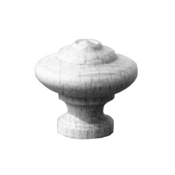 Möbelknopf Art. 4837 , Buchenholz, 37mm Ø