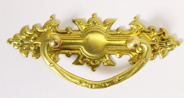 Beschlag in Messing oder Nickel, ca. 39*116mm, Art.1049