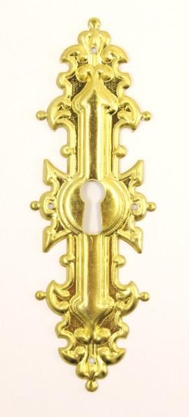 Beschlag in Messing oder Nickel, ca.116*39mm, Art 1046