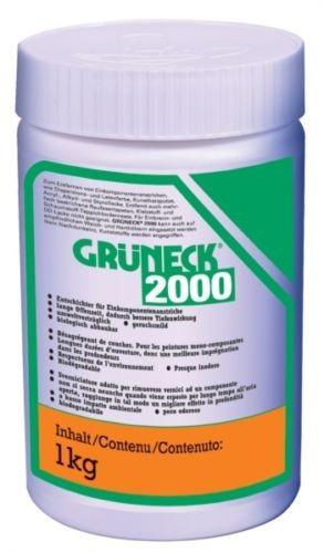 Grüneck 2000 Entschichter 1kg, Art.8090