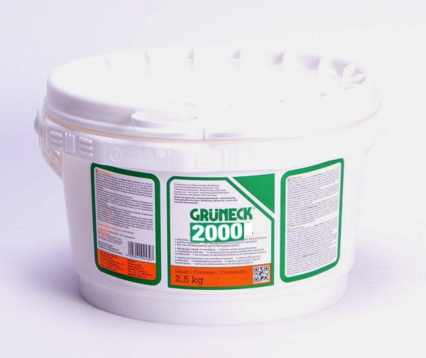 Grüneck 2000 Entschichter 2,5 kg Art. 8091