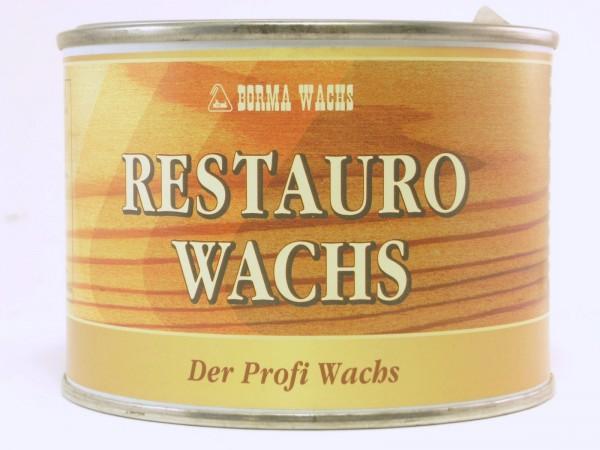 Borma Restaurowachs mittelbraun 500ml Art.7332