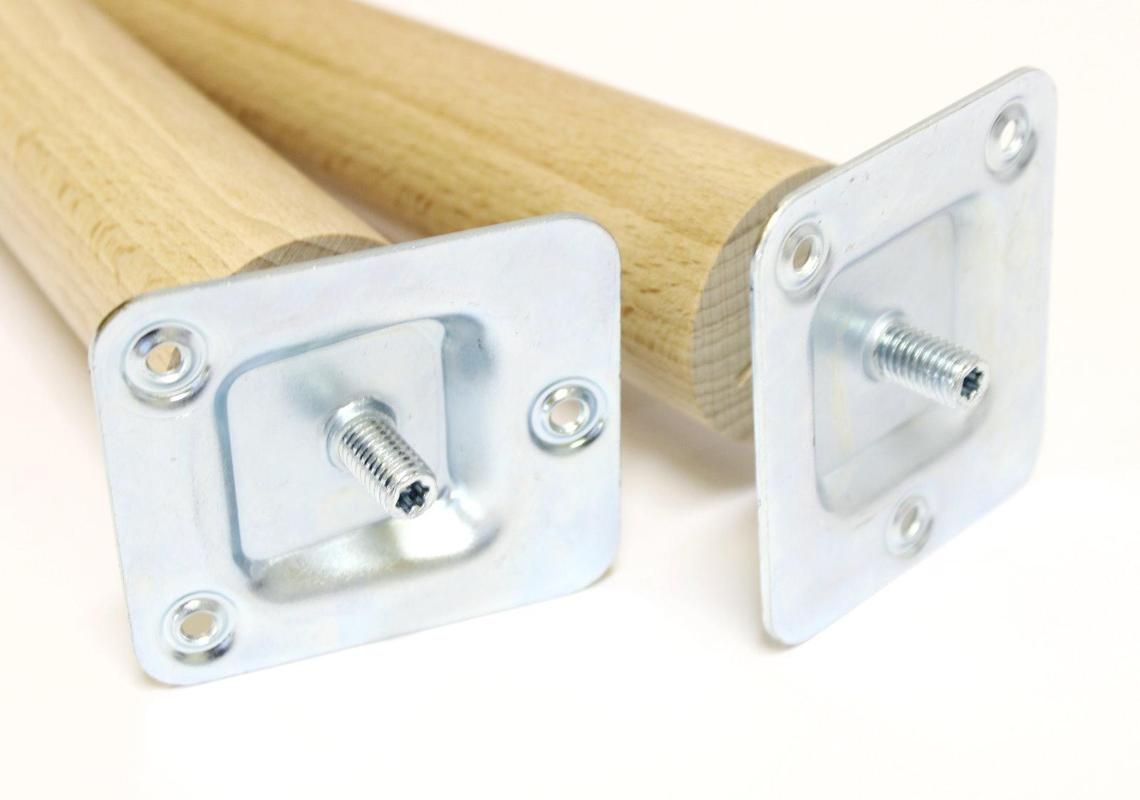 Montageplatte Für Möbelbeine Möbelscharniere Bänder Antikwolf