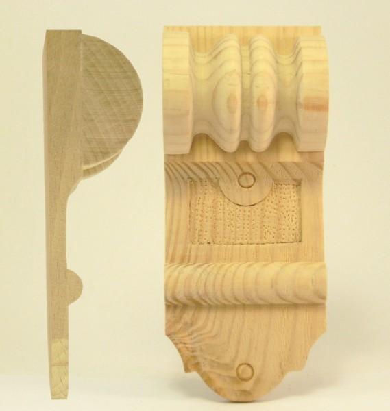 Auflage Maße: ca.60*140mm in Buche oder Tanne, Art.65064