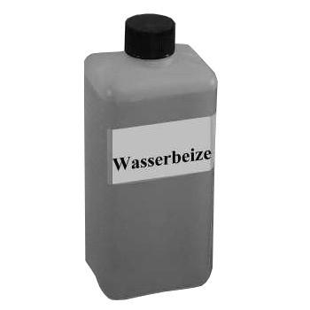 Wasserbeize Art. 84509 Schwarz 0,5L
