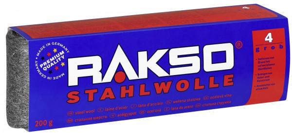Rakso Stahlwolle Sorte: 4 sehr grob, Art.504