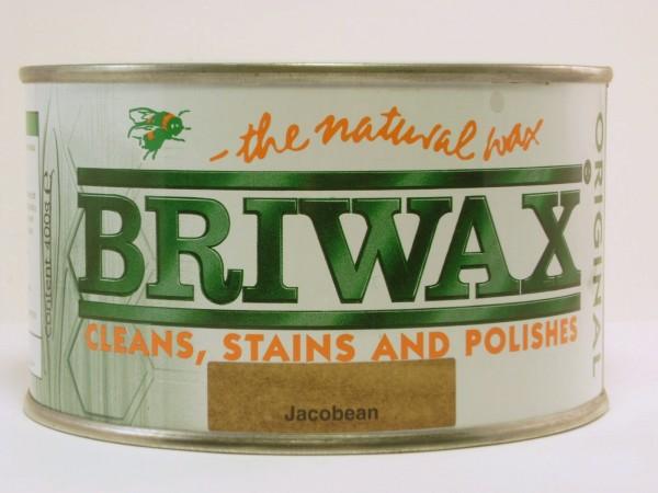 Briwax mittelbraun 400g, Art.7304