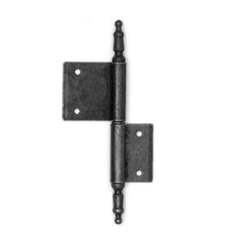 Fitschenband links 5066 - ca.7x60mm in Eisen oder Messing