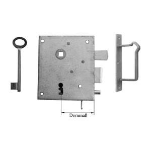 Tür-Kastenschloß, Art. 5098