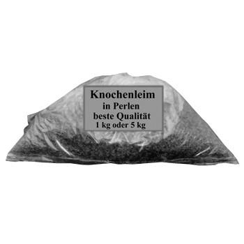 Knochenleim in Perlen 1kg, Art. 80210