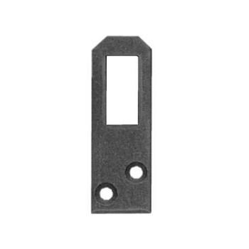 Bilderöse Eisen roh 60*20mm, Art. 5313