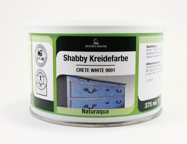 Shabby chic Kreidefarbe 375 ml Borma, Art.710001