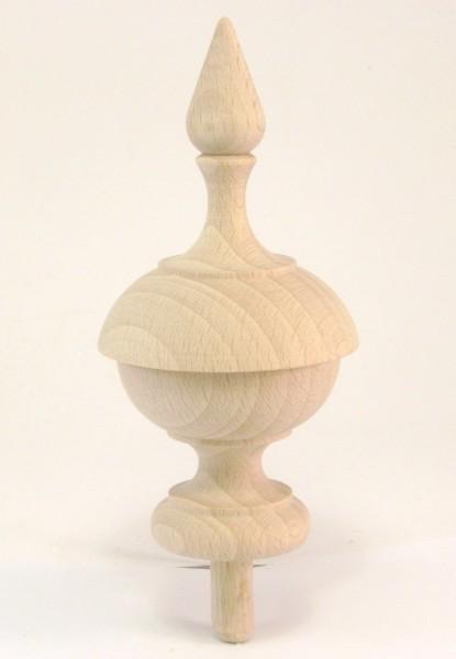 Holzzierteil Art. 65050 Türmchen,ca 100*50 mm, Buche