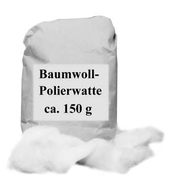 Baumwollpolierwatte, ca. 150g, Artikel 80900