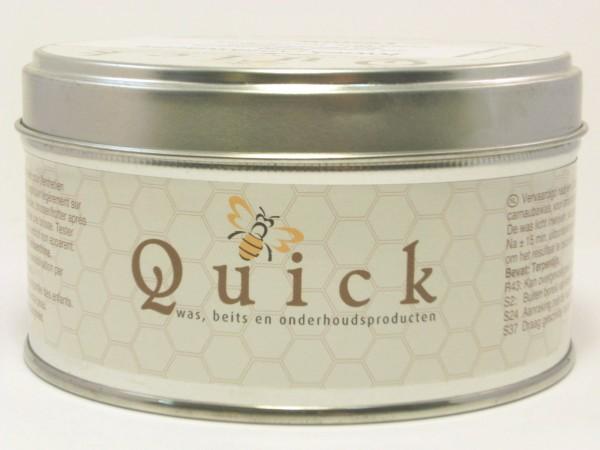 Quick-Wachs mittelbraun 375ml, Art. 7345