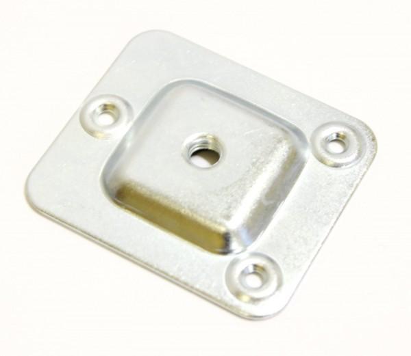 Montageplatte für Möbelbeine