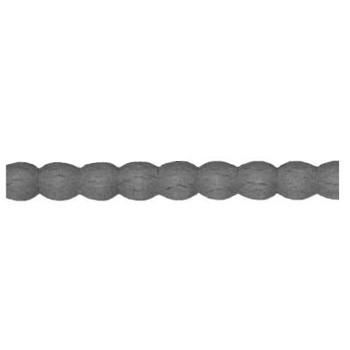 Leiste Art. 9110 1/2 Perlstab aus Buche, Breite:ca. 9mm, Preis per Meter