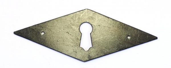Biedermeier Beschlag Art. 1070 in Messing oder Eisen, ca. 100*37mm.