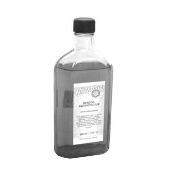 Benzoe-Abziehpolitur, 500ml, Artikel 80099
