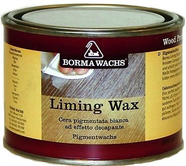 Borma Liming Wachs/ Pigmentwachs weiss 500ml, Art. 7310neu